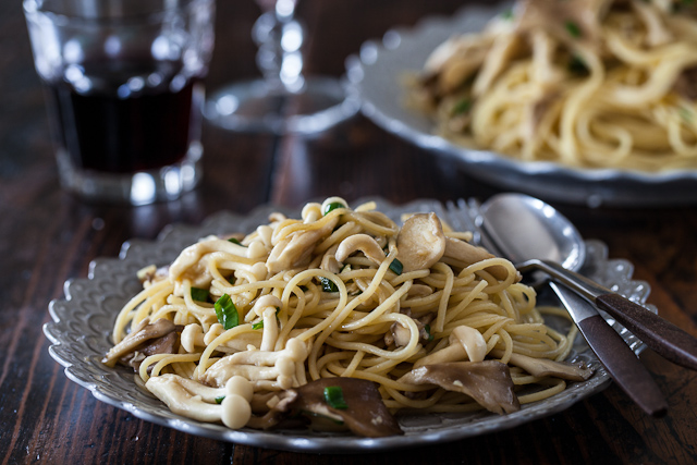 Garlic Noodles With Miso Butter Recipes — Dishmaps